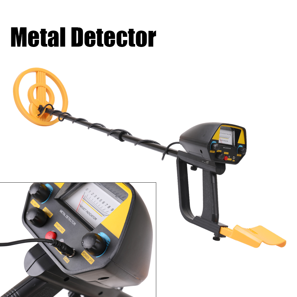 Portable Easy Installation Underground Metal Detector Pointer Display High Sensitivity Metal Detecting ToolPortable Easy Installation Underground Metal Detector Pointer Display High Sensitivity Metal Detecting Tool