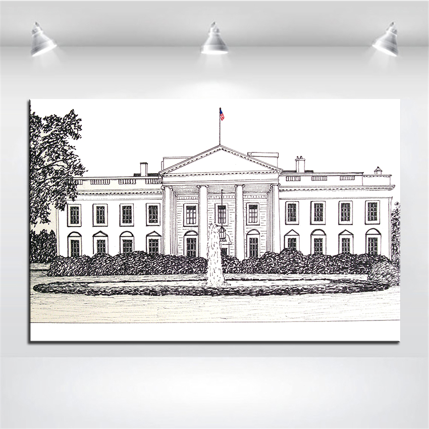 Washington Dc Wall Art popular dc landscape-buy cheap dc landscape lots from china dc