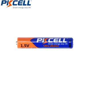 Image 2 - 20PCS PKCELL 1.5V Battery AAAA LR61 AM6 Alkaline Battery  E96 Dry&Primary Battery Batteries for stylus pen remote control etc
