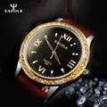 Yazole 2017 relógio de pulso marca famosa relógio feminino relógio de pulso de quartzo das senhoras das mulheres menina relógio de quartzo-relógio relogio feminino