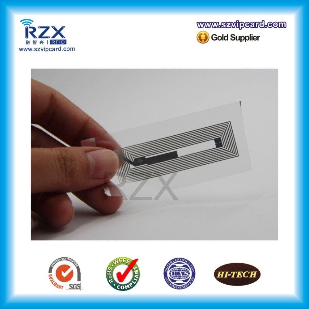 Free shipping 100PCS ISO14443A smart rfid inlay FM1108 chip rfid tag 13.56Mhz dry inlay iso 100 в перми