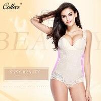 COLLEER Women S Shapewear Wear Your Own Bra Torsette Tummy Slimmer Breathable Shapewear Top Seamless Firm