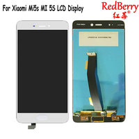 Redberry For Xiaomi Mi5s MI 5S LCD Display Touch Screen Frame Digitizer Assembly Replacement 5 15