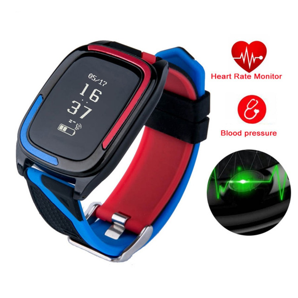 Cawono Bluetooth DB05 Waterproof Smart Wristband Fitness Tracker Watches Blood Pressure Heart Rate Monitor VS Xiaomi