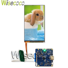 цена на HDMI to MIPI driver board LS059T1SX01 5.9 inch 1080*1920 LCD panel display for diy project screen