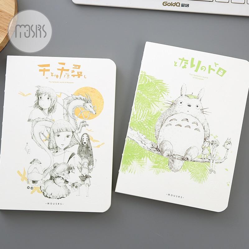 New Cute Sketchbook Diary Drawing kawaii Notebook shcool 80 sheets Paper Notepad Creative Trends Gift канцелярские кнопки drawing pin creative office 136
