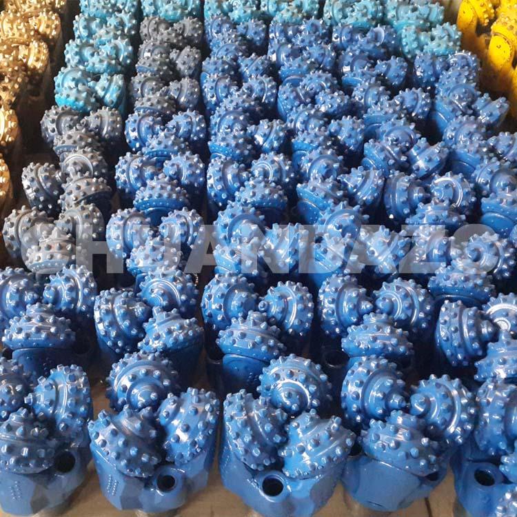 2016 Prețul fabricii Nou 8 Bit 1/2 inch Insert Tricone Rotary Bit, - Burghiu - Fotografie 6