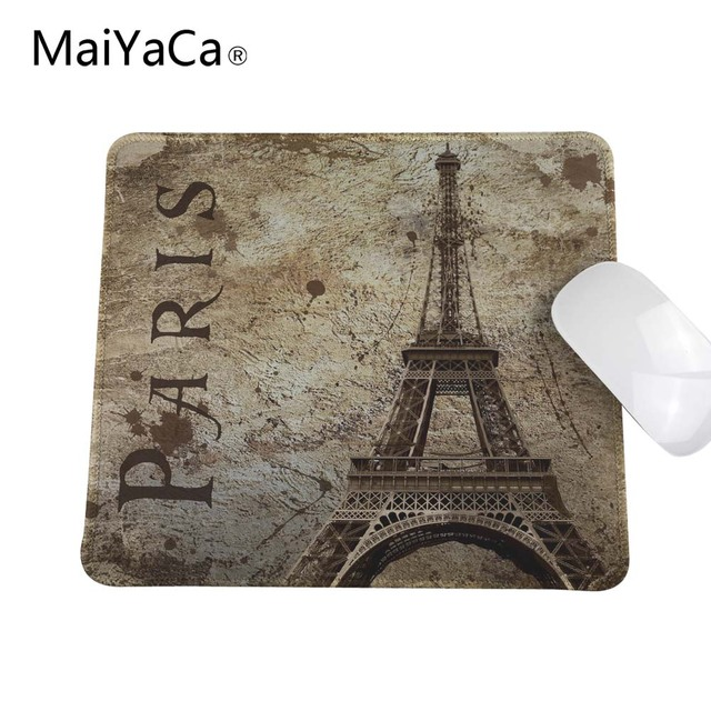 Ot Fashion And Durable Quick Scenery Of The Eiffel Tower In Paris Rs Notebook Mouse