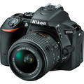 "Nikon D5500 Dslr Camera -24.2MP 1080P Video -3.2"" Vari-Angle Touchscreen -WiFi -No Low Pass Filter"