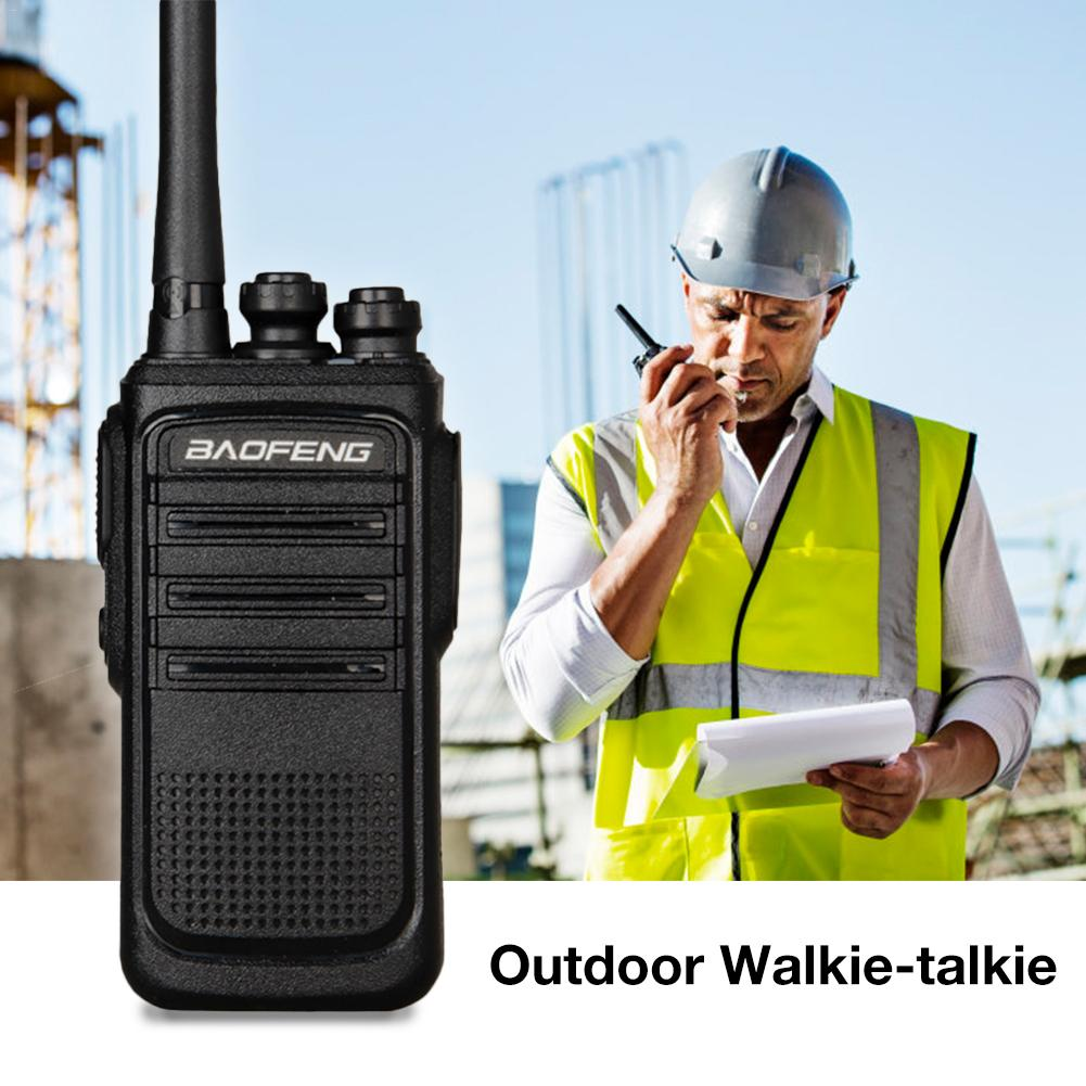 For BAOFENG BF-N8 Outdoor Walkie-talkie N8 Portable Hand-held Two-way Radio For Hotel Construction Site Outdoor Occasions