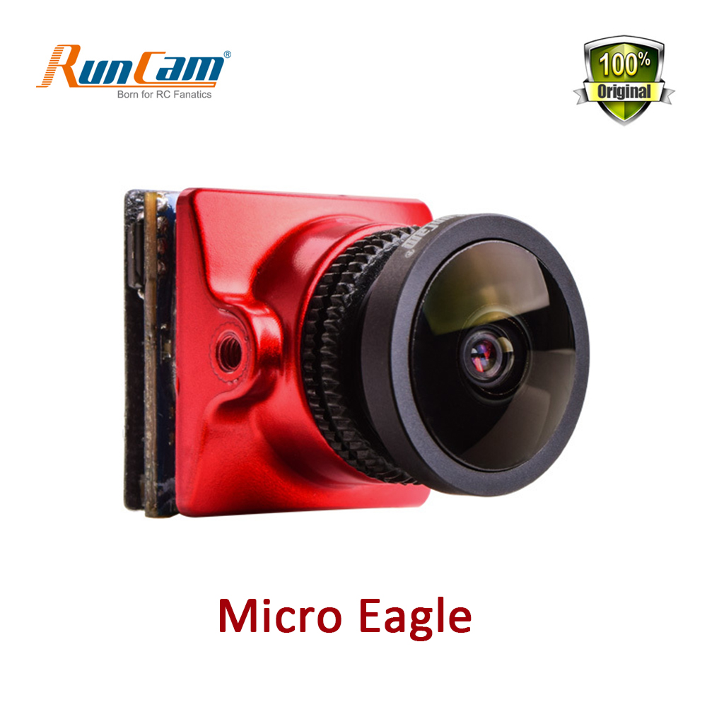 Newest RunCam Micro Eagle 800TVL CMOS FPV Camera 1/1.8