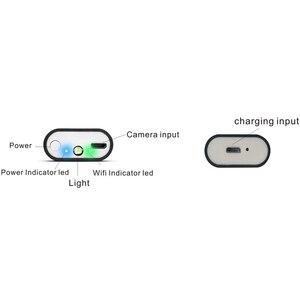 Image 5 - 無線 LAN 内視鏡カメラミニ IP67 防水ソフトケーブル検査カメラ 8 ミリメートルの usb 内視鏡ボアスコープ IOS 内視鏡 iphone