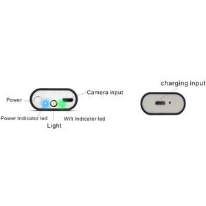 Image 5 - Wifi endoscópio câmera mini ip67 à prova dip67 água cabo macio inspeção câmera 8mm usb endoscópio ios endoscópio para iphone