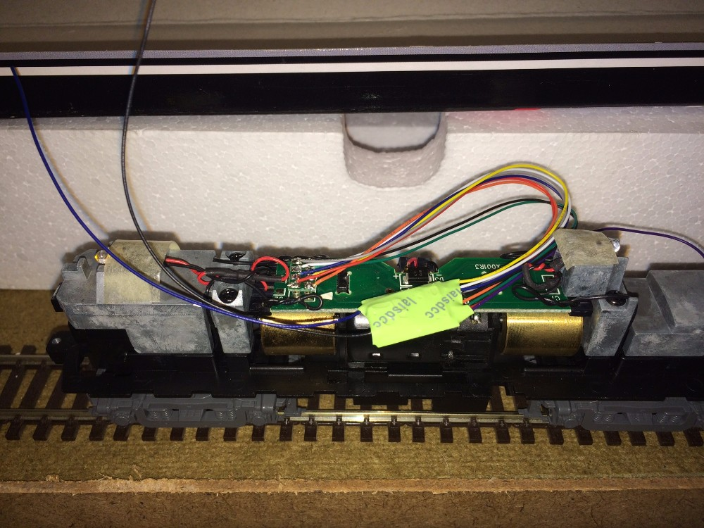 N Scale Track Wiring - Technical Diagrams on