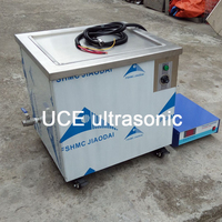 sweep frequency ultrasonic cleaner for Rail Bearing Parts Washer Carbon Rust Ink And Paint Removal