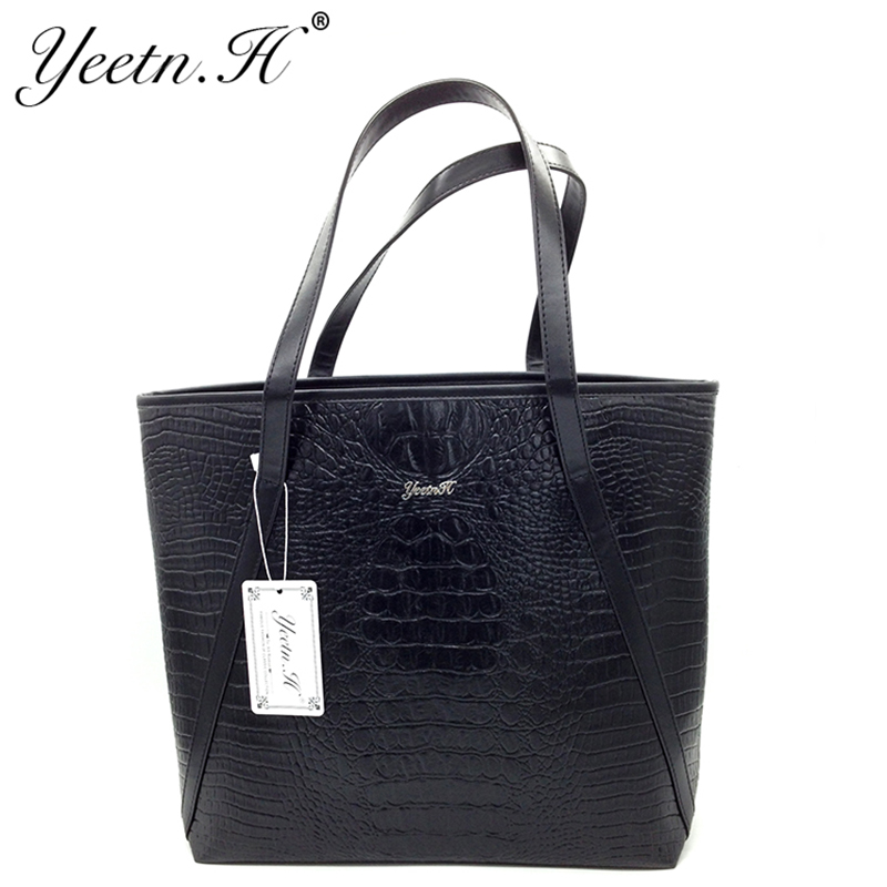 2017 Hot Sale New Arrival Alligator Leather Women Handbag Fashion Daily Casual T