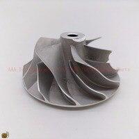 TF035 Turbo Compressor Wheel 38 3x51mm 6 6 Blades Supplier AAA Turbocharger Parts