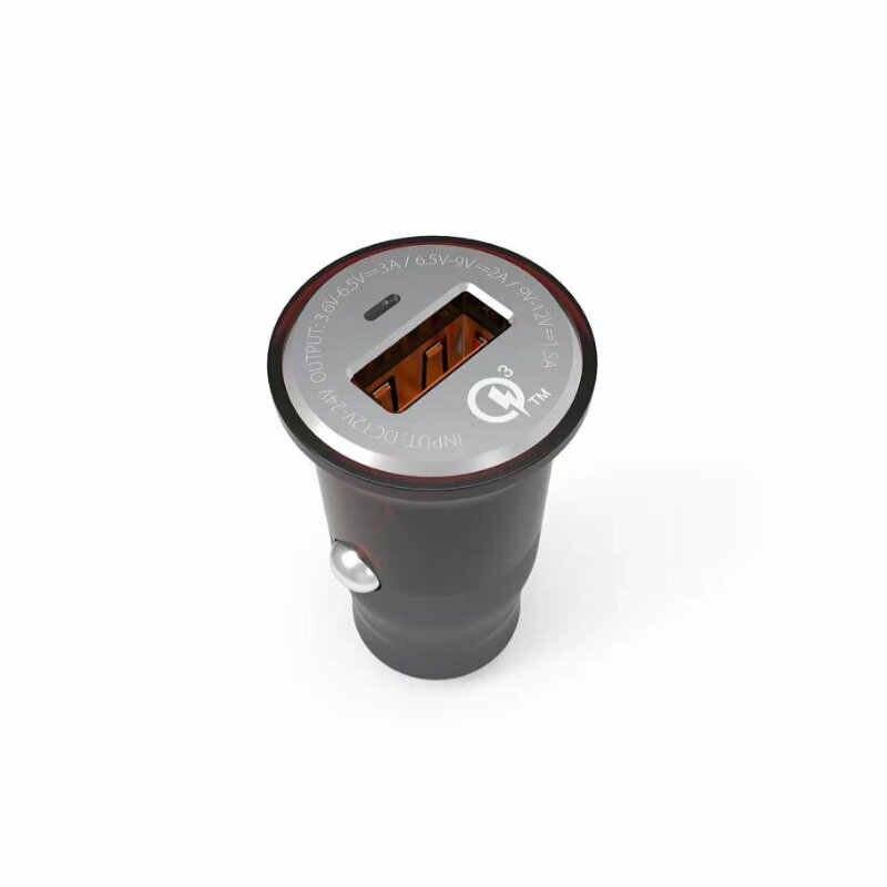 LDNIO الذكية سريعة تهمة 3.0 شاحن QC3.0 5 فولت 9 فولت 12 فولت USB سريع شاحن سيارة محول السفر سيارة تهمة للهاتف المحمول آيفون