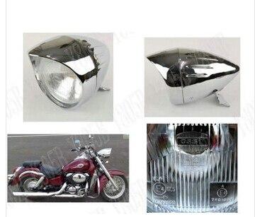 Motorcycle Headlight For Honda Shadow Spirit Sabre Aero Ace Steed