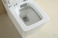 Умный туалет роскошный s ловушка умный туалет заводская цена полный автоматический самоочищающийся Туалет квадратный Туалет