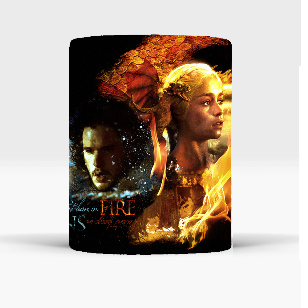 Color Changing Mug Game Of Thrones 9