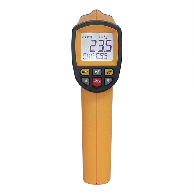 High Temperature Infrared Thermometer GM1150 infrared temperature measurement instruments -50 to 1150 celsius