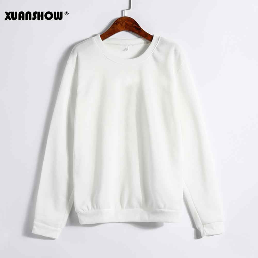 XUANSHOW унисекс любителей Одежда корейский BLACKPINK KILL THIS LOVE альбом толстовка с буквами мужские и женские пуловер Sudadera Mujer