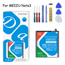 Original Da Da Xiong Battery BT61 For Meizu Meilan M3 Note 3 Note3  Replacement Battery +Free tools активный гель для тела beauty style ultracell 600 мл