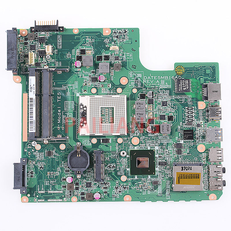 PAILIANG Laptop Motherboard For Toshiba L700 L740 L745 PC Mainboard A000093450 DATE5MB16A0 Tesed DDR3