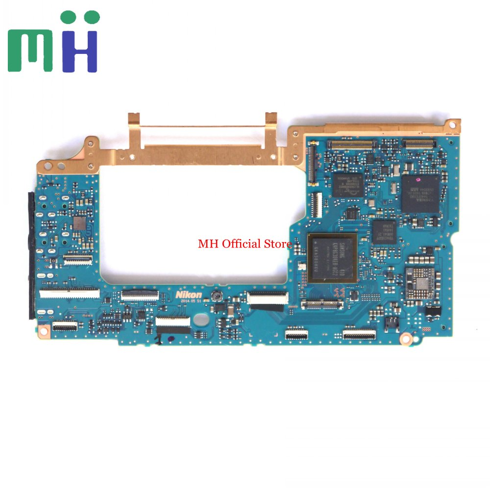 For Nikon D750 Mainboard Motherboard Main Board Mother Circuit PCB For Camera Repair Spare Part Unit