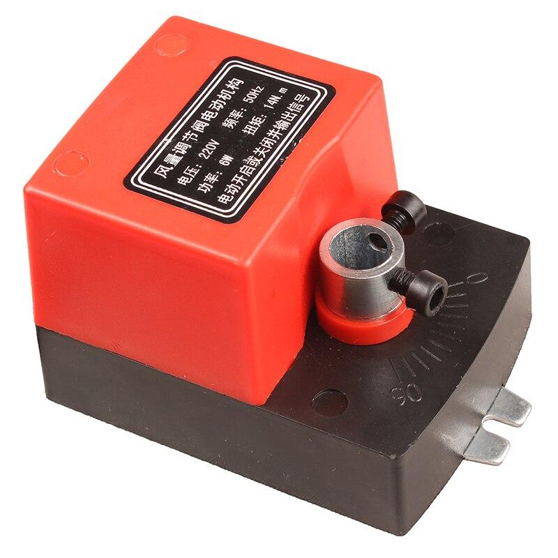 Actuator for Air damper valve electric air duct motorized damper for ventilation pipe valve 220V 24V 12V 14N.MActuator for Air damper valve electric air duct motorized damper for ventilation pipe valve 220V 24V 12V 14N.M