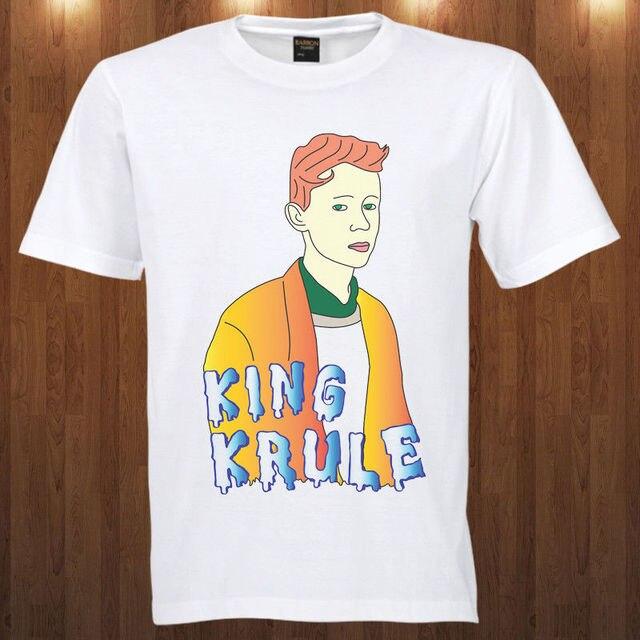 King Krule tee Indie rock rapper Zoo Kid S M L XL 2XL 3XL T-shirt Jamie e1a9778836cb