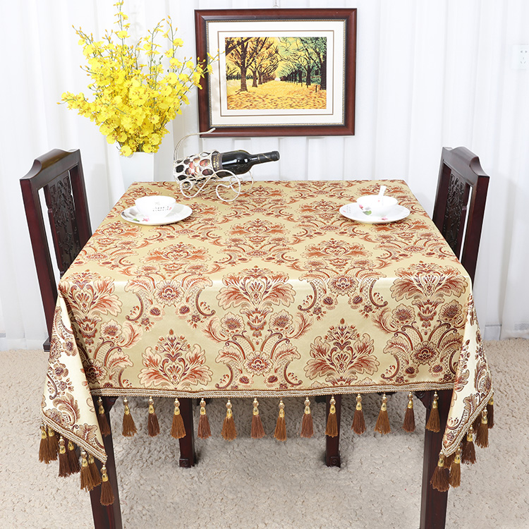 Розкішний рельєфний жакардовий - Домашній текстиль - фото 2