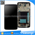 10pcs/lot LCD Screen Assembly For LG G2 D802 LCD Display With Frame Free Ship by DHL