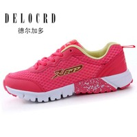 Women Sports Running Shoes New High Quality Breathable Athletic Shoes Loss Weight Mesh Summer Style Comfortable
