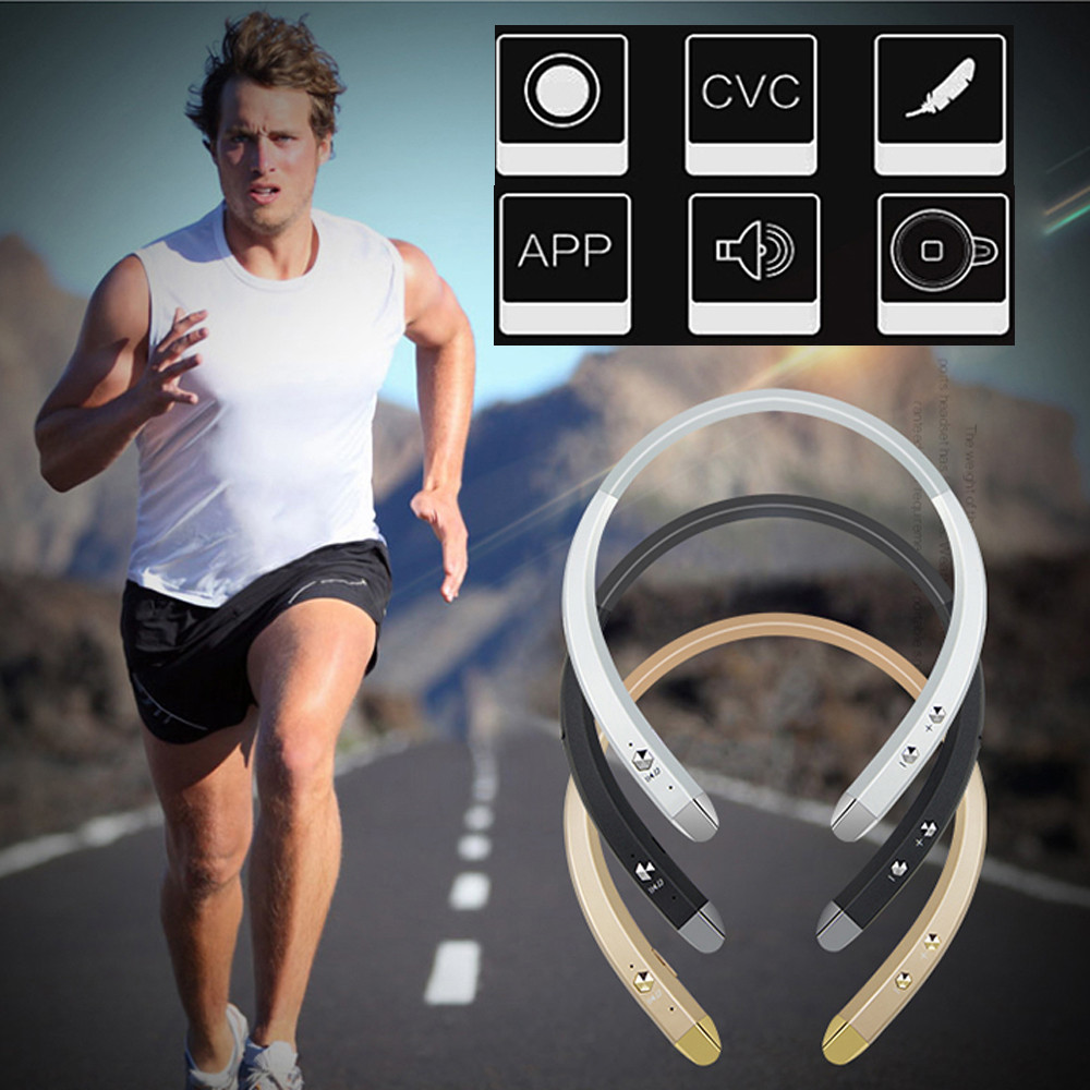 New Stereo Wireless Bluetooth 4.0 Headphone Waterproof Deep Bass for Samsung Note 7 support Call Reminder  music entertainment wireless service call bell system popular in restaurant ce passed 433 92mhz full equipment watch pager 1 watch 7 call button