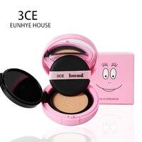 3CE Eunhye House Brand Face Makeup Air Cushion CC Cream Loose Enhance Skin Color Lasting Makeup