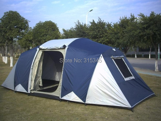 3 room tent waterproof tent outdoors tourism large oztrail c&ing tent two rooms one hall 8 10 person tent for c&ing & 3 room tent waterproof tent outdoors tourism large oztrail camping ...