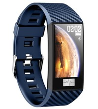 цена Waterproof Smart Wristband DT58 Heart rate Watches ECG Smart Bracelet fitness tracker Smart band reloj PK xiomi Pk honor band онлайн в 2017 году