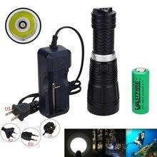 5000LM LED Flashlight Torch XM-L t6 LED