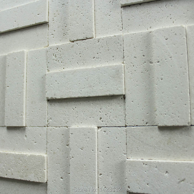 Stone Tiles Backsplash Kitchen Grey Mosaic Bathroom Wall Sgsx10 7 Marble Floor Tile