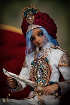 Minifee Rohan bjd 1/4 MSD body model  baby girls boys dolls eyes High Quality toys luodoll shop Oueneifs Fairyland 2