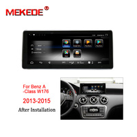 MEKEDE Car Multimedia Player 4G lte 10.25'' Android 7.1 3+ 32G Car DVD radio player For Mercedes BENZ A CLA GLA W176 2013 2015