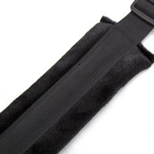 Polyester Black Female Ancillary Position Straps