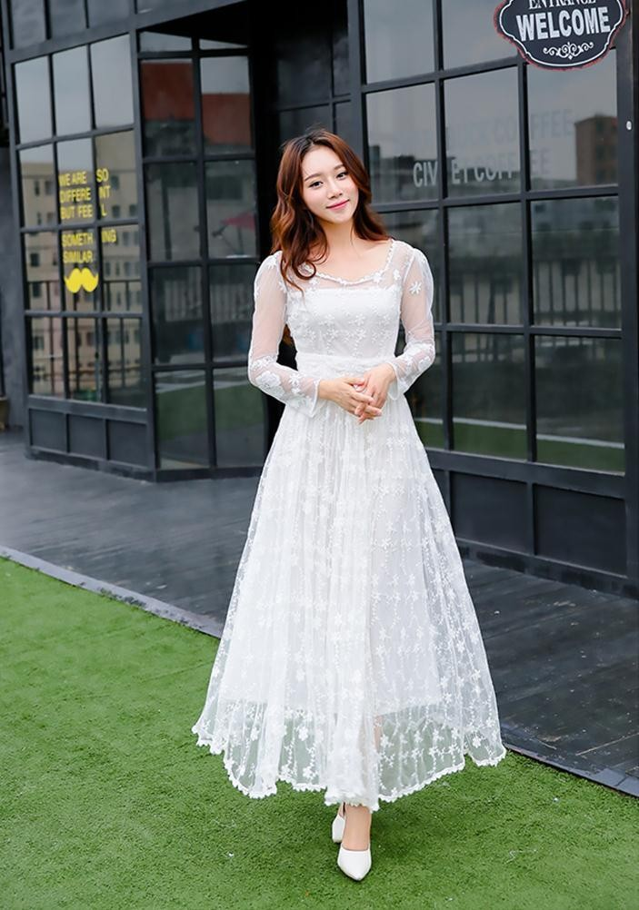 Womens long dresses for summer