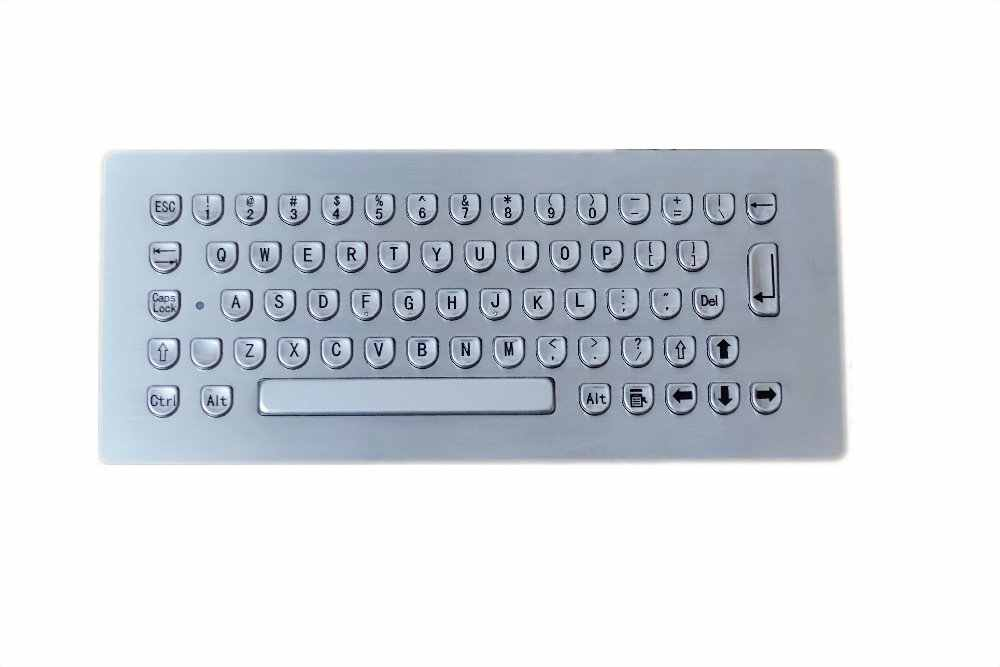 Detail Feedback Questions about Humanized Metal Keyboard with U