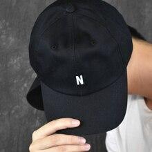 2017 New Autumn Hip Hop Baseball Cap Print N Street Style Justin Bieber Men Women Adjustable Outdoor Snapbacks IACB Store