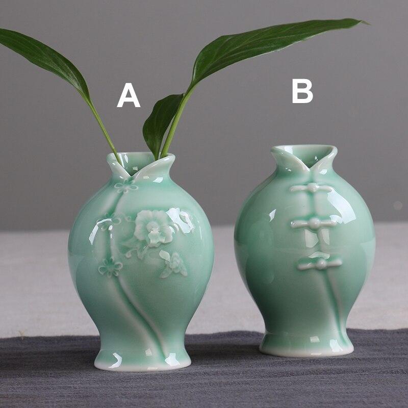 Online buy wholesale mini vases from china mini vases for Modern home decor vases