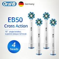 4 EB50 Heads