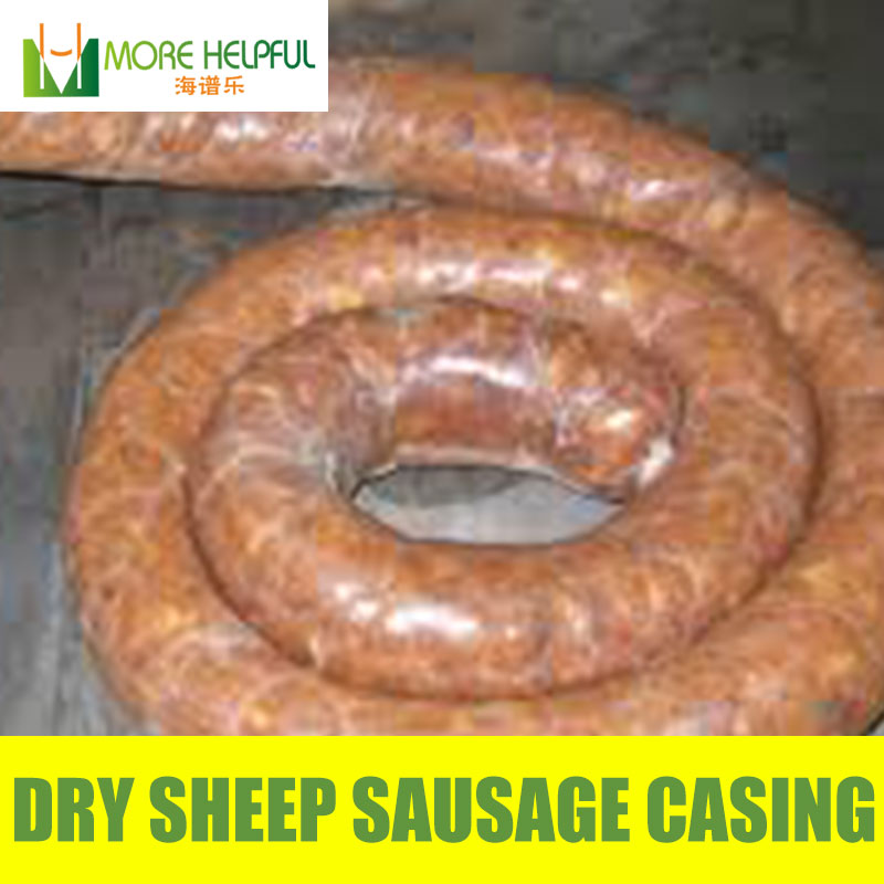 Best price pc bag Diameter mm mm Dry sheep sausage casing sheep
